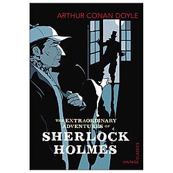 The Extraordinary Adventures Of Sherlock Holmes (Vintage Childrens Classics)