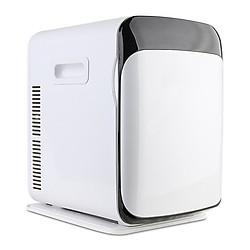 Tủ Lạnh Mini 2 Chiều Nóng, Lạnh Dùng Trên Ô Tô 10L