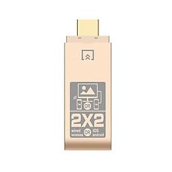 Bộ kết nối HDMI không dây và cắm dây kép Onten OTN-7573 cao cấp