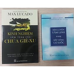Combo 2 Sách: Rèn luyện tâm linh và Kinh nghiệm tấm lòng của Chúa Giê-xu