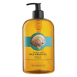 Gel Tắm The Body Shop Argan (750ml)