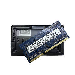 Ram laptop 4GB PC3L / DDR3L Bus 1600 ( 12800 )