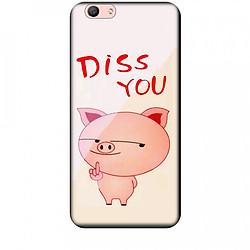 Ốp Lưng Oppo F1S Pig Cute