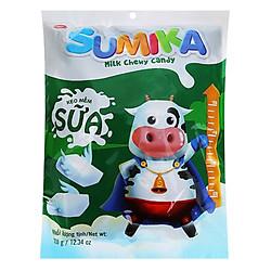 Kẹo Mềm Sữa Sumika Bibica (350g)