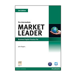 Market Leader 3Rd Edition Pre-Intermediate Practice File Cd Pack