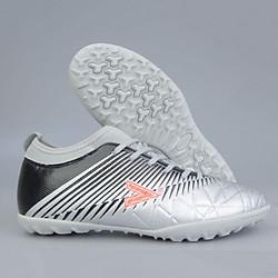 Giày đá bóng Động lực MITRE 16110 - Xám bạc