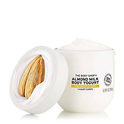 Sữa Chua Dưỡng Thể The Body Shop Almond Milk Body Yogurt (200ml)