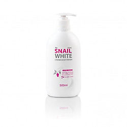 Sữa tắm snail white creme body wash