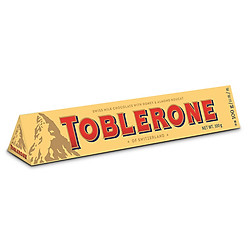 Socola Sữa Toblerone Mật Ong & Hạnh Nhân - Thụy Sĩ (100g)