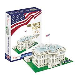 Mô Hình Giấy Cubic Fun: The White House [C060h]
