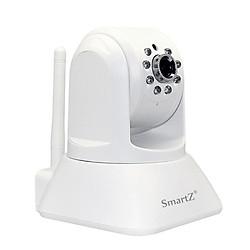 Camera IP SmartZ SCX2002 Kết Nối Không Dây Và Có Dây 1080P- Hàng Chính Hãng