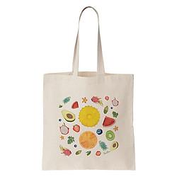 Túi Tote Nữ Tote Bag Fruit Crush  - Trái Cây