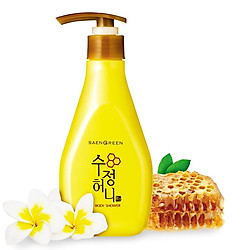 Sữa tắm SAENGGREEN Honey Body Shower
