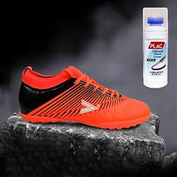 Giày bóng đá Mitre MT161110 màu cam - Tặng bình làm sạch giày cao cấp