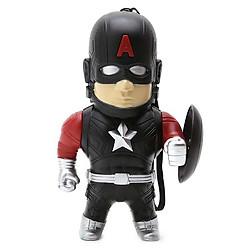 Quạt sạc pin Captain American siêu anh hùng - Giao màu ngẫu nhiên