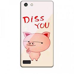 Ốp Lưng Oppo Neo 7 Pig Cute
