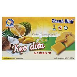 Kẹo Dừa Sầu Riêng Thanh Bình 250g