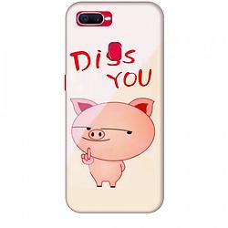 Ốp Lưng Oppo F9 Pig Cute