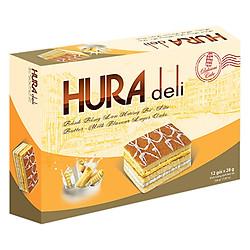 Bánh Hura Deli Bơ Sữa Bibica (336g)