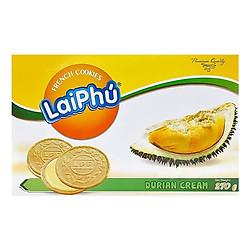 Bánh French Cookies Lai Phú Sầu riêng (270g)