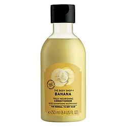 Dầu Xả The Body Shop Banana (250ml)