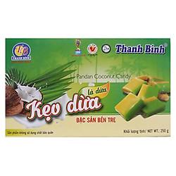 Kẹo Dừa Lá Dứa Thanh Bình 250g