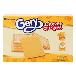Bánh Guradafood Gery Cheese Crackers (200g)