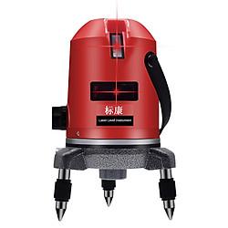 Bikang BK-502 red light level laser 2 line infrared level glare line high precision line instrument wall meter