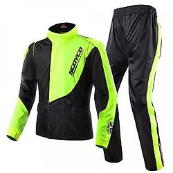 Bộ quần áo mưa Scoyco RC01