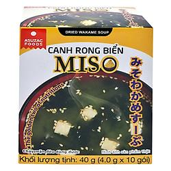 Canh Rong Biển Miso Asuzac (40g)