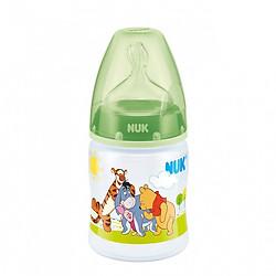 Bình Sữa NUK PP Disney (150ml) Núm Ti Silicone S1 (Size M) NU11732