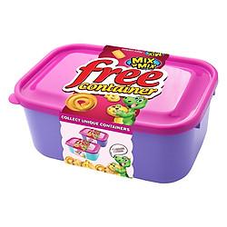 Bánh Cookies TOPCAKE Mix'n Mix (Hộp Nhựa 300g)