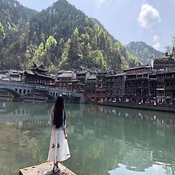 Tour Trương Gia Giới - Phượng Hoàng Cổ Trấn - Hồ Bảo Phong 4N3Đ Bay Thẳng Từ HCM, Khách Sạn 4 Sao