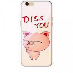 Ốp Lưng Oppo Neo 9S Pig Cute