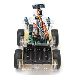 4Wd Diy Car Smart New Kit For Arduino Programmable