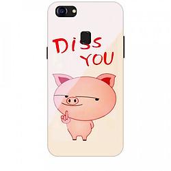 Ốp Lưng Oppo F5 Pig Cute