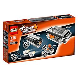 Bộ Lắp Ráp Bộ Động Cơ Power Functions Lego Technic 8293 (10 Chi Tiết)