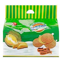 Bánh French Cookies Lai Phú Sầu riêng (210g)