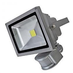 Đèn pha Led cảm ứng 10W