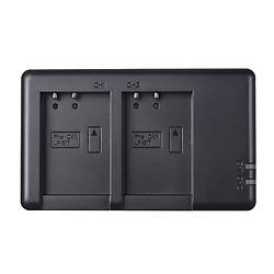 Bộ Sạc Pin Kép Máy Ảnh FB USB LP-E17 Cho Canon 750D 760D Rebel T6i T6s EOS M3/M5/M6/800D/77D