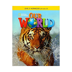 Our World 3 Workbook With Audio CD