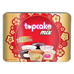 Bánh TOPCAKE Topcake Mix (Hộp 410g) - Hoa Xuân