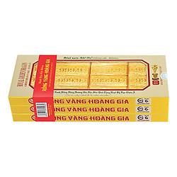 Combo Ba Bánh Đậu Xanh Rồng Vàng Hoàng Gia Sầu Riêng (170g x 3)