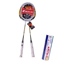 Combo Cặp vợt cầu lông SL9788 + Hộp cầu lông Cavina 6 quả Sportslink