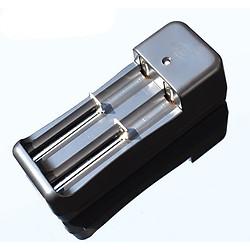 Sạc đôi pin lithium đa năng sạc pin 18650, pin 14550, pin 10440, pin 16340