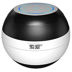 Loa Bluetooth Không Dây Kết Nối Điện Thoại Mini Soaiy S-35
