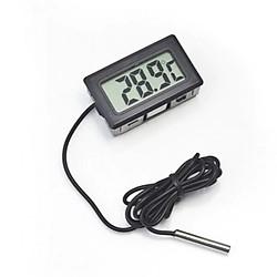 Đồng hồ đo nhiệt độ mini cảm biến chống nước