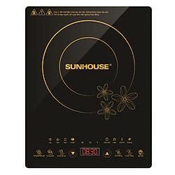 Bếp Điện Từ Sunhouse SHD6800 - Tặng Kèm Nồi Lẩu