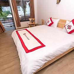 [Combo] Cát Bà 3N2D: Khách sạn Catba Oasis Bungalows + xe khứ hồi từ Hà Nội