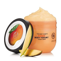 Sữa Chua Dưỡng Thể The Body Shop Mango Body Yogurt 200ml